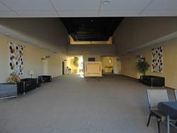 The former lobby of the Sandy Starship Theatres, now City Church. - , Utah