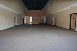 The lobby after CityChurch left the property. - , Utah