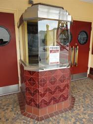 The ticket booth of the Capitol Theatre. - , Utah