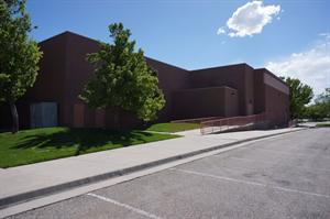 The theater from the northeast. - , Utah