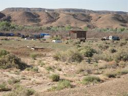 Looking towards the southern end of the property. - , Utah