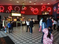 The lobby of the Sandy Movies 9. - , Utah