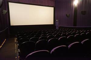 Theater 8 from the back left corner. - , Utah