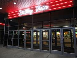 Entrance doors for the Valley Fair food court. - , Utah
