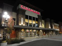 Entrance of the Cinemark at University Mall. - , Utah