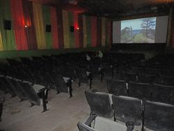 The auditorium of the San Juan Theatre.