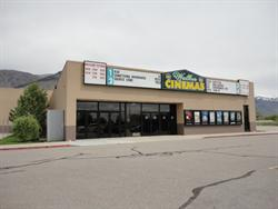 The front of the Walker Cinemas. - , Utah