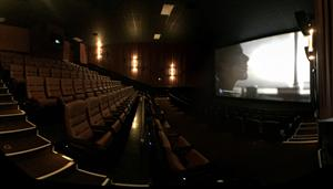 Looking across Theater 9 from the right aisle. - , Utah