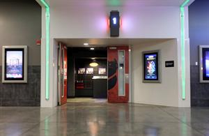 The left entrance to Theater 1 opens directly off of the inner lobby. - , Utah
