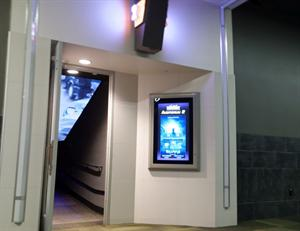 The entrance to Theater 2. - , Utah