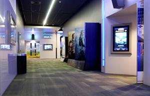 The south hall, looking towards the IMAX theatre. - , Utah