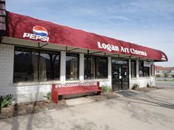 The front of the Logan Art Cinemas. - , Utah