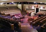 The auditorium of the Hale Center Theater.
