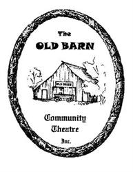 The logo for the Old Barn Community Theatre. - , Utah
