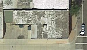 Wright Costume & Danceware Inc, from a 2018 satellite image on Google Earth. - , Utah