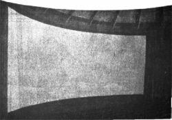 Century 21's 80-foot curved screen. - , Utah