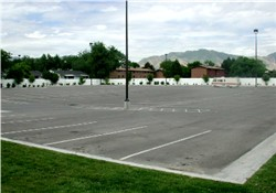 The Century 22 was demolished to provide parking for the new Century 16. - , Utah