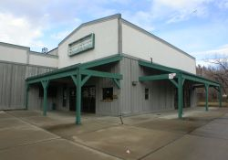 The front of the former Lakeside Discount Cinemas. - , Utah