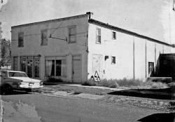 In 1979, the Loa Theatre was used as a store.  The building was demolished in 2003 and replaced with a hardware store. - , Utah