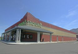 The Stadium 8 Cinema in Providence, Utah. - , Utah