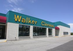The Walker Cinemas in Perry, Utah.  The theater originally had four screens, but was later expanded to eight.