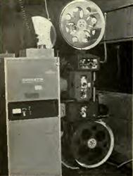 'Century 35/70mm projectors with Christie CHF Xenon systems.' - , Utah