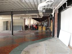 Looking towards the hall to the auditoriums.  The concessions stand was on the left. - , Utah
