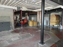 The concessions stand was on the left.  The hall to the auditoriums is in the back. - , Utah