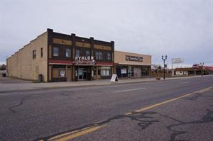 Looking northwest on Main Street in Fillmore. - , Utah