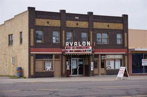 The Avalon Theatre from across the street. - , Utah