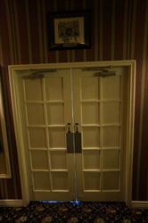 The doors into the foyer. - , Utah
