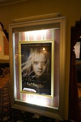 A 'Coming Soon' poster for 'Les Miserables'. - , Utah