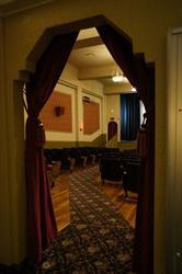 Looking into the auditorium through the left entrance. - , Utah