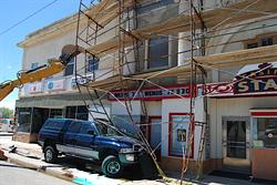 Scaffolding Accident