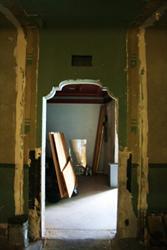 A doorway. - , Utah