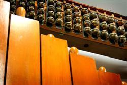 Rows of bells. - , Utah