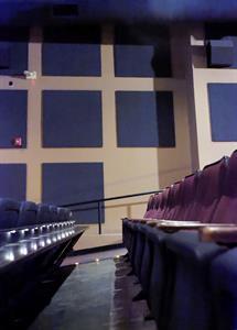 Looking across a row of seats. - , Utah