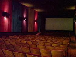 The auditorium of the Crown Theatre. - , Utah