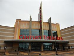 The entrance of the Century Theatres at Union Heights. - , Utah