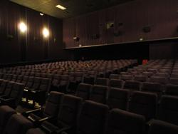 Looking across Theater 9, from the front left corner. - , Utah