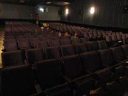 Theater 4, the first auditorium at Valley Fair equipped for digital sound and digital projection. - , Utah