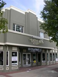 Front of the former Bountiful Theatre. - , Utah