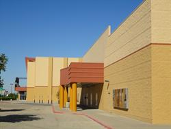 The Movies 10 building, with Tinseltown in the background. - , Utah