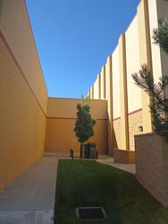 The north side of the annex connecting the two buildings. - , Utah