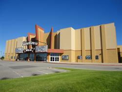 The south exterior wall of Tinseltown USA. - , Utah