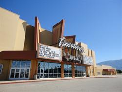 Tinseltown, with the former Movies 10 building in the background. - , Utah