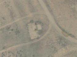 The outline of the projection building. - , Utah