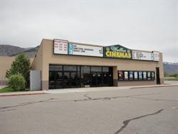 The front of the Walker Cinemas. - , Utah