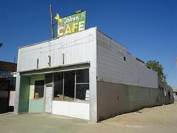 South of Ray's Tavern, is the Arbon Cafe. - , Utah
