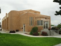The Midvale Performing Arts Center is located in the former Midvale City Hall. - , Utah